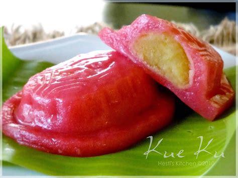 cara membuat jajanan pasar dari beras ketan resep kue ku ang ku kueh ketan jajanan tradisional