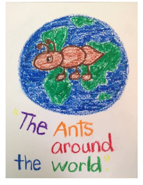 The World Of Our Friends The Ants the ants around the world book 261940 bookemon
