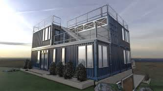 Steel Storage Containers Homes - advantages of a container house mods international