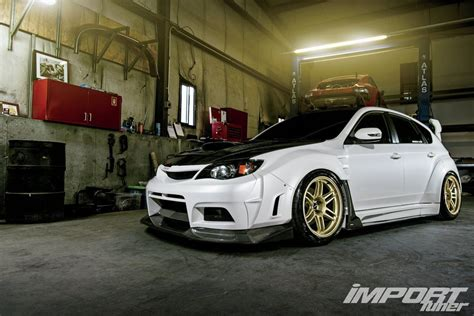 subaru sti 2011 custom 2011 subaru wrx sti full tread ahead import tuner magazine