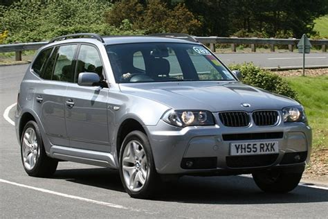 2004 bmw x3 review bmw x3 estate review 2004 2010 parkers