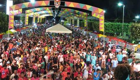 porto franco divulgadas as atra 231 245 es do carnaval em porto franco