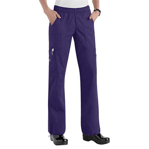comfort waist cargo pants cherokee workwear core stretch comfort waist cargo scrub