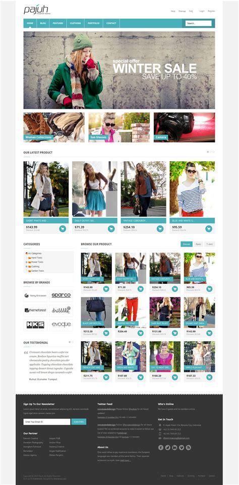 responsive magento themes templates design graphic