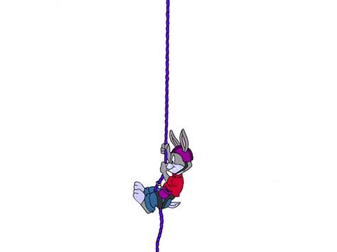 The Rabbit Learns To Climb 2d animation the of gerald broas