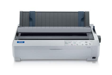 Printer Epson Dot Matrix Terbaru epson lq 2090 dot matrix printer dot matrix printers epson india