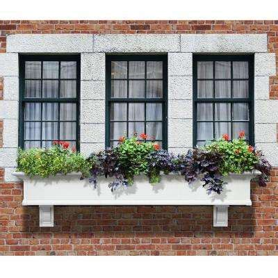 planter boxes for windows window boxes pots planters the home depot