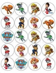 paw patrol 2 stickers 20 stickers sheet andrew 4th birthday