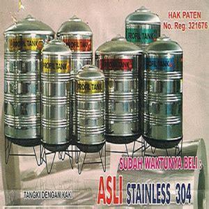 Tangki Air Stainless Profil Tank Ps 6000 Kaki Toren Tandon tangki air stainless steel 1380 liter merek profil tank tipe ps 1500