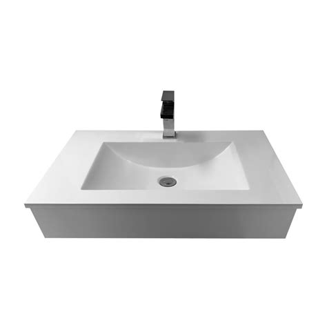 Polymarble Vanity Tops by Vanity Top Sh Polymarble Showerwell Home Products