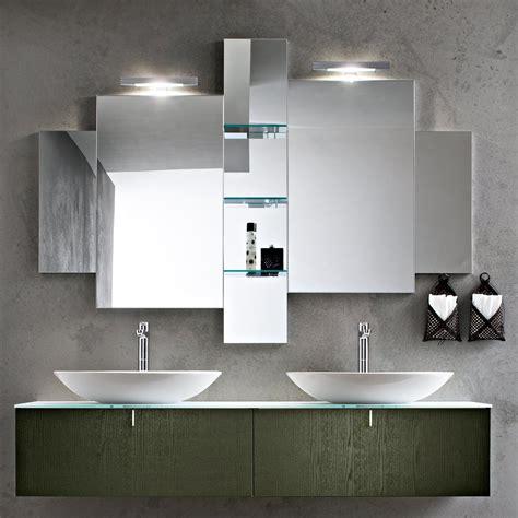 mensola vetro bagno mensola in vetro per bagno glassy arredaclick