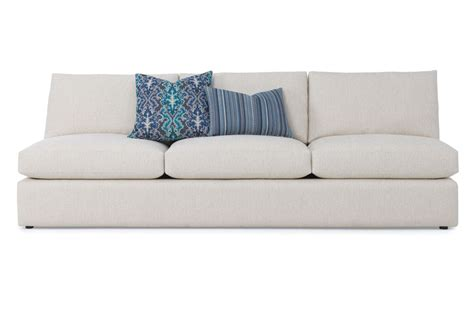 Armless Sectional Sofa Ryker Armless Sofa Rc Furniture