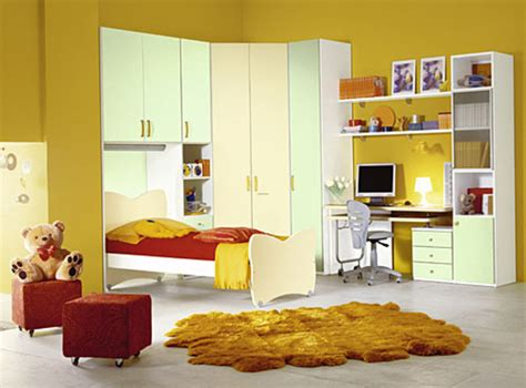 Bedroom Design Ideas Yellow Yellow Bedroom Interior And Furniture