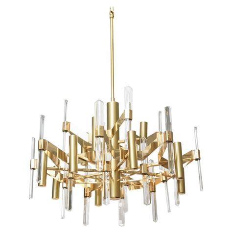 wohnkultur nussbaumer big gold chandelier large gold laquered chandelier