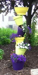 planter bird bath garden ideas
