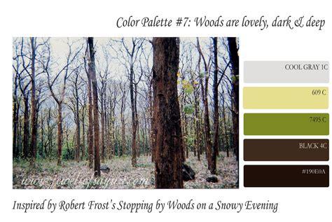 november 2013 a color palettes pinterest november color palette woods are lovely jewels of sayuri
