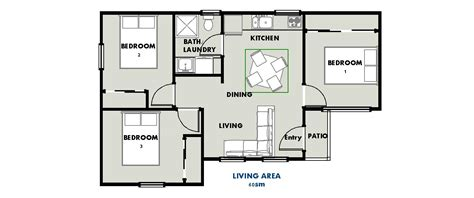 3 bedroom house with granny flat 28 images trenz