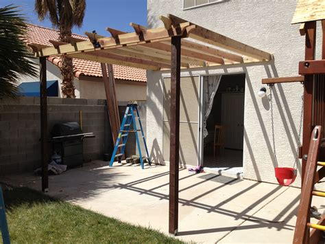 building pergola attached to house white pergola attached directly to the house diy projects