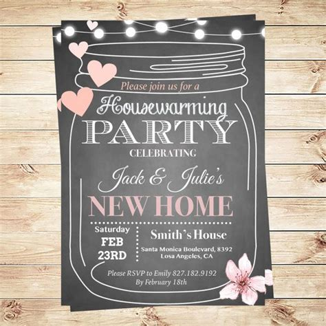 best 25 housewarming party invitations ideas on pinterest