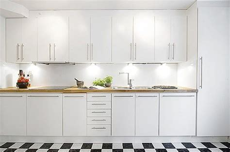 White Designer Kitchens by The Contemporary White Kitchen Cabinets For Your Home