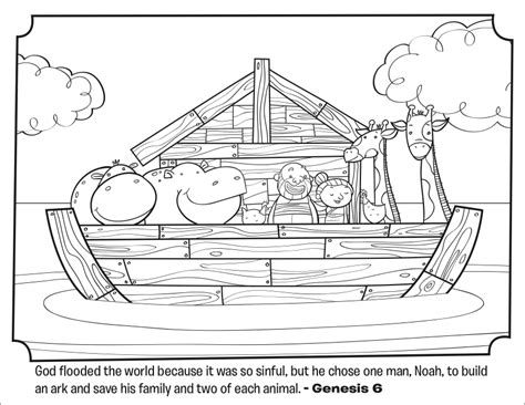 coloring book pages of noah s ark noah s ark bible coloring pages what s in the bible