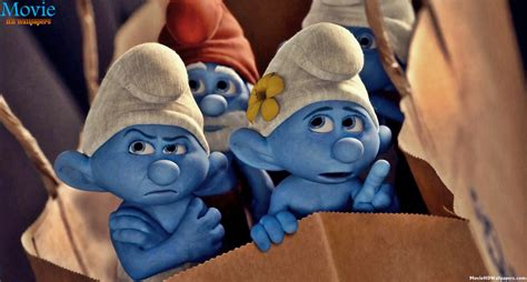 The Smurfs 2 Vanity by The Smurfs 2 Hd Wallpapers