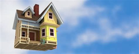 Up House Papercraft - pin carls flying house up papercraft mainankertas on