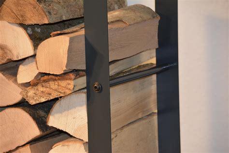 regal quader kaminholzregal quader 1 ohne fachb 246 den aus metall