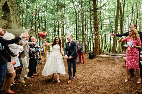 Travel Barn Woodland Wedding Killeen Manor Sarah Amp Gav