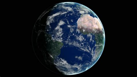 wallpaper of earth rotating 4k slowly rotating earth with night lights seamless