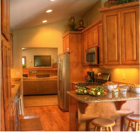 remodeled galley kitchen photos