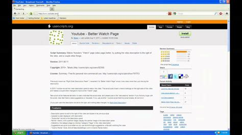old youtube layout firefox how to get the old youtube layout back comments june