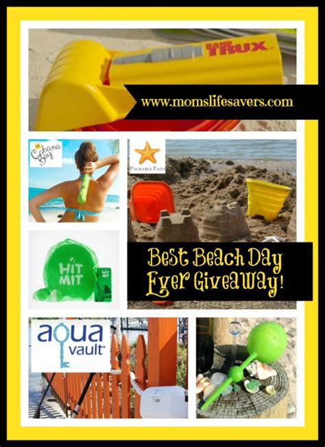 Today Show Giveaway - best beach day ever giveaway