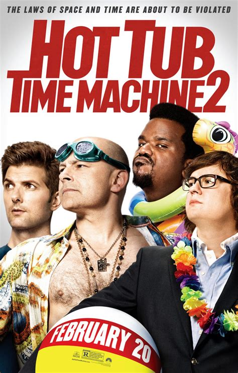 film hot hollywood 2015 hot tub time machine 2 film 2015 allocin 233