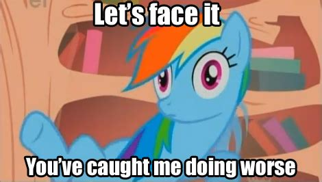 Mlp Rainbow Dash Meme - 302 found