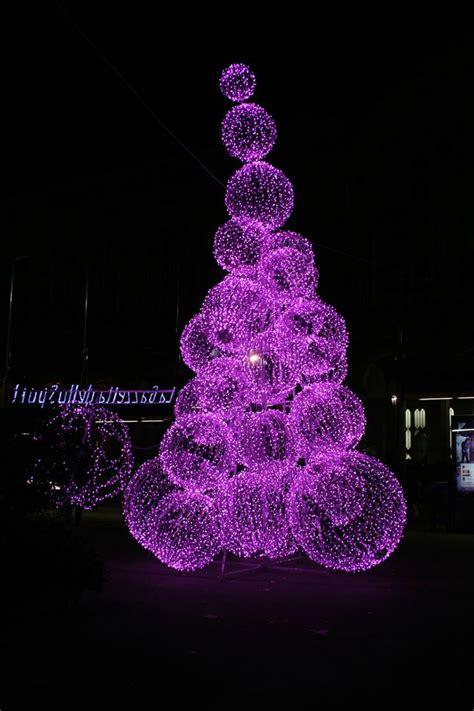 25 best ideas about purple christmas lights on pinterest