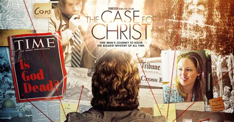 the case for christ top documentary films case for christ available now on blu ray dvd