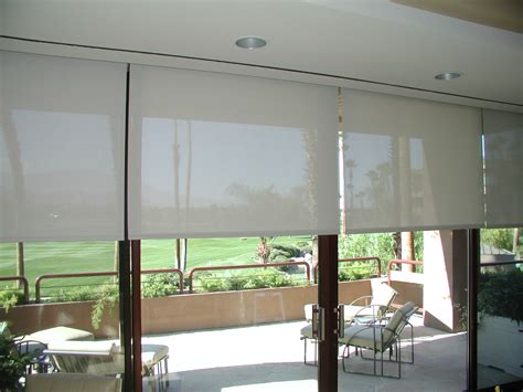 Custom Roller Shades Custom Blackout Roller Shade Desktop Image