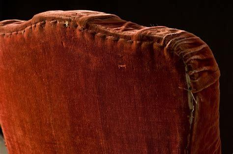 armchair and ottoman napoleon iii armchair and ottoman antique vintage