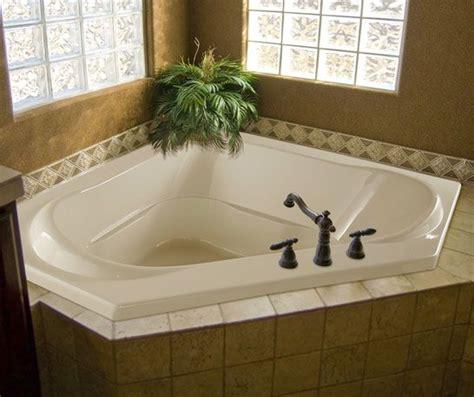 corner soaking bathtubs 38 best images about tub shower combos on pinterest