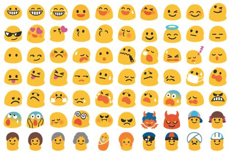 emoji see how emojis look on android vs iphone - Android Emoji