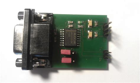 Kr06051 Uart To Rs232 Module modul 06 uart 2 rs232 mikrocontroller
