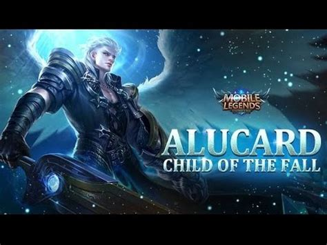 Kaos Mobile Legend Of Allucard Skin mobile legends new skin alucard child of the fall look at next update