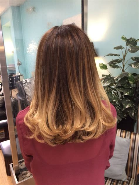 what is ombre cut 40 best images about ombre hair technique on pinterest