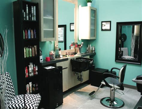 Small Home Hair Salon Ideas Koch And Kerri Metzger At Salon Lofts