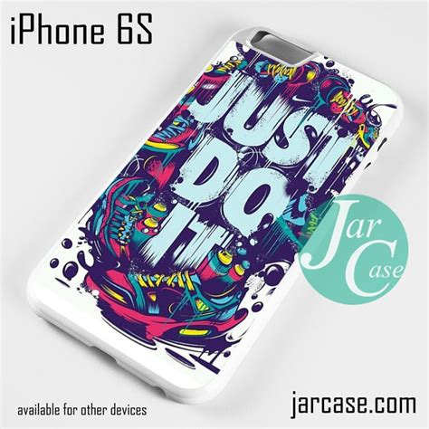 Iphone 6 6s Plus Nike Just Do It Colorfull Hardcase nike just do it 4 phone for iphone 6 6s 6 plus 6s plus nike products and cases