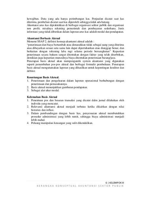 Akuntansi Sektor Publik Organisasi Non Laba Moindro Renyowijoyo kerangka konseptual asp