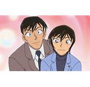 Tags Anime Detective Conan Mouri Ran Kudou Shinichi Back To