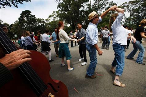 swing dancing golden gate park 93 free things to do with your 93 days of summer in san