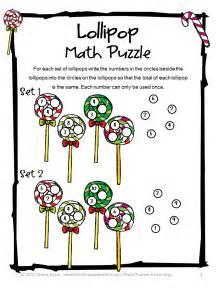 fun games 4 learning christmas math freebies